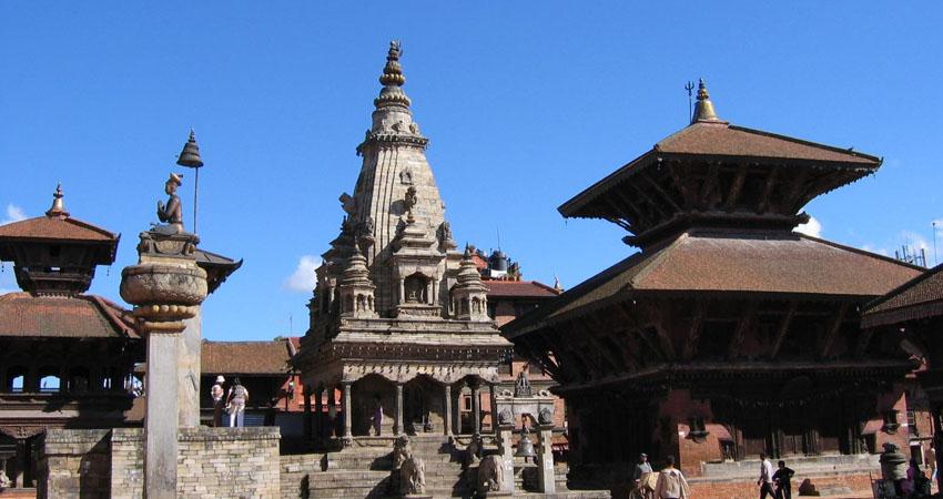 Patan Stone Temple, Kathmandu