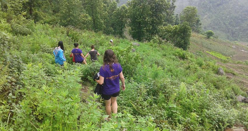 Rebuild Nepal & Annapurna Trek
