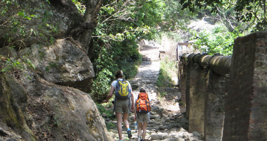 Chisapani and Nagarkot Trek